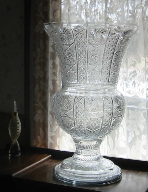 Vase at Caro Drive